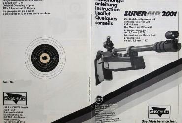 Anschütz 2001 Super Air