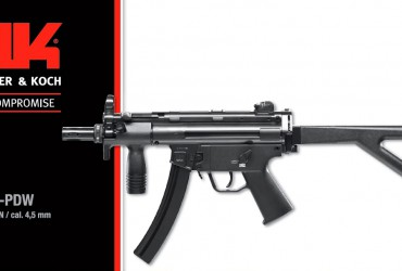 Heckler & Koch MP5K PDW