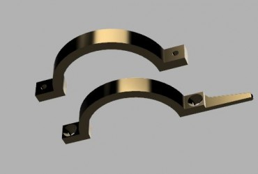 Hawke Airmax Compact Zeiger für 100 und 190mm Seitenräder
