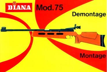 Diana  Mod. 75
