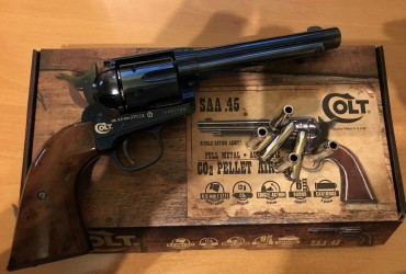 Colt SAA Peacemaker Co2 Diaversion