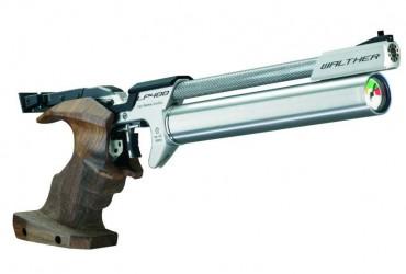 Gebrauchsanweisung Walther LP400 PCP Matchpistole