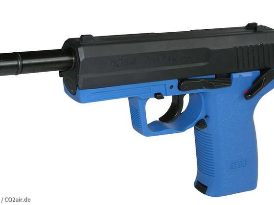 """RÖHM """"Rapid Launcher"""" (RG96 blau)"""