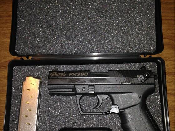 Walther PK 380 von Umarex