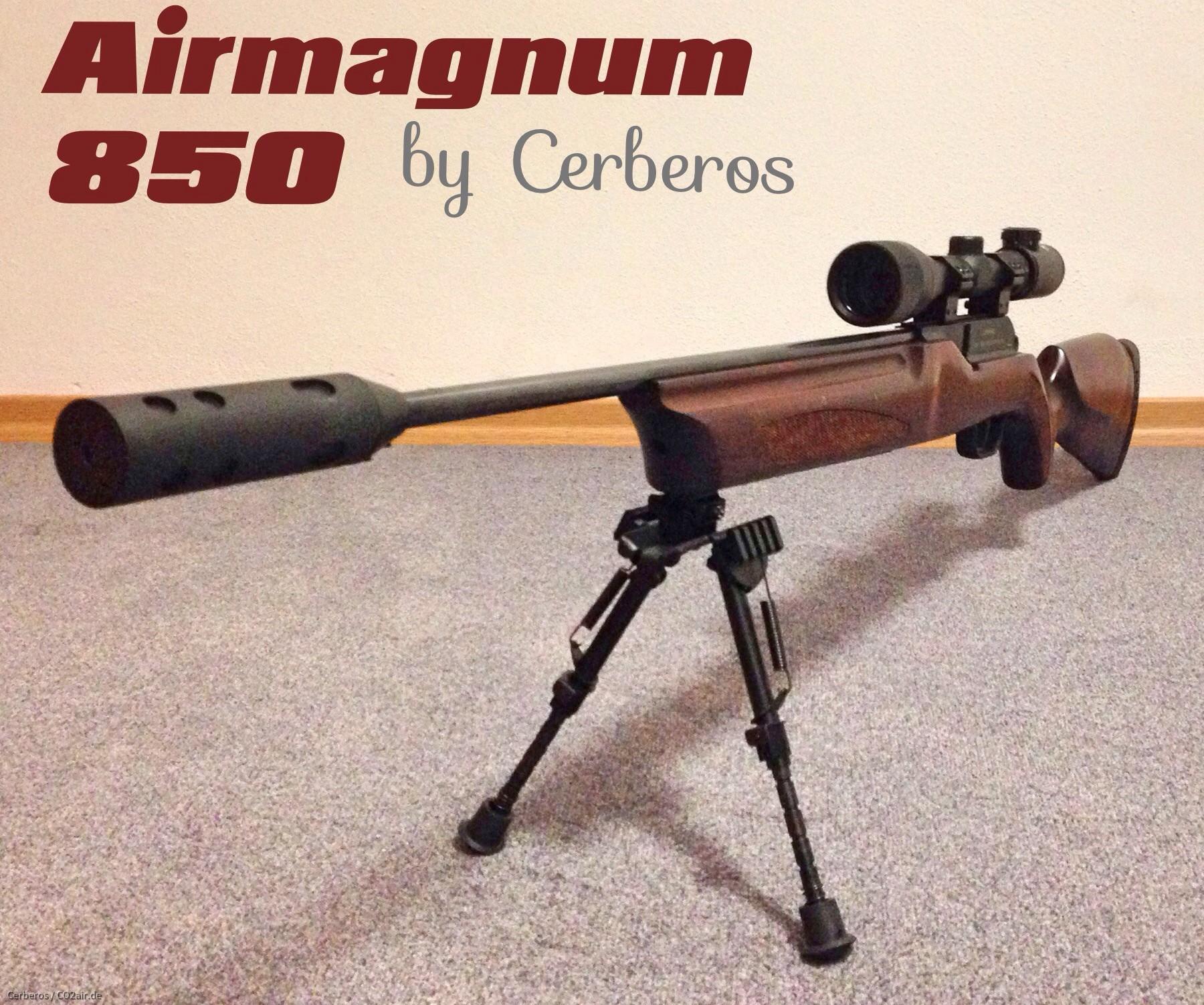 Airmagnum 850