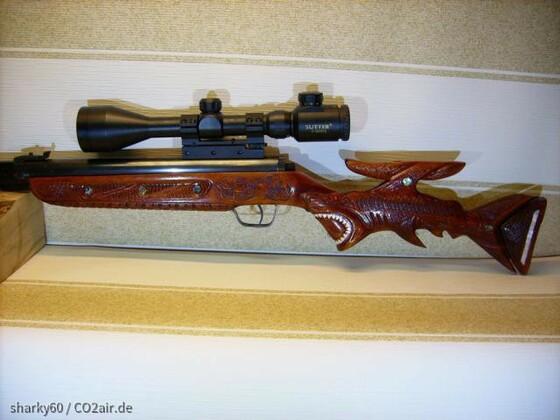Slavia 630 Sharky's Shark Gun