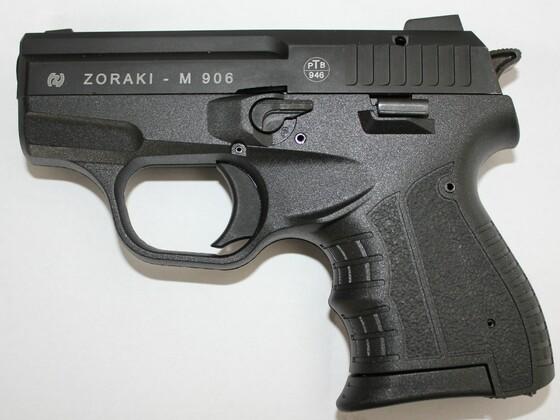 Bilder von der Zoraki 906
