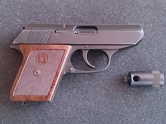 Meine Röhm RG 9