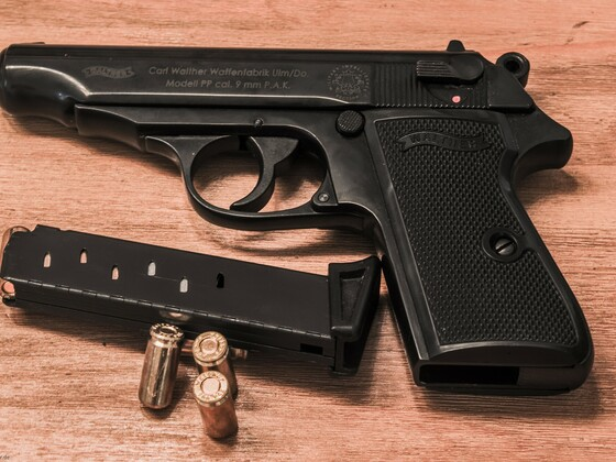 Walther PP MIS Edition 9mm PAK