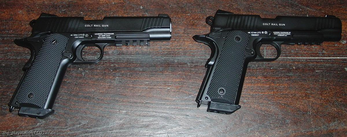 Colt Government M45 CQBP