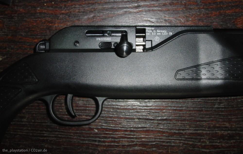 Eines von 2x 850 Air Magnum. 5,5mm