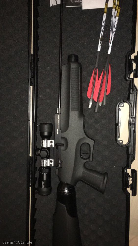 FX Verminator Arrow