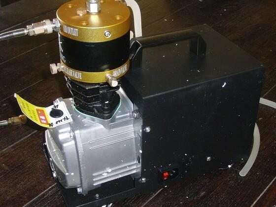 300 Bar Kompressor andere Version