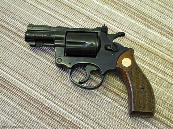 Mauser Magnum ( Made by Umarex ) cal 45k  ca. 1990