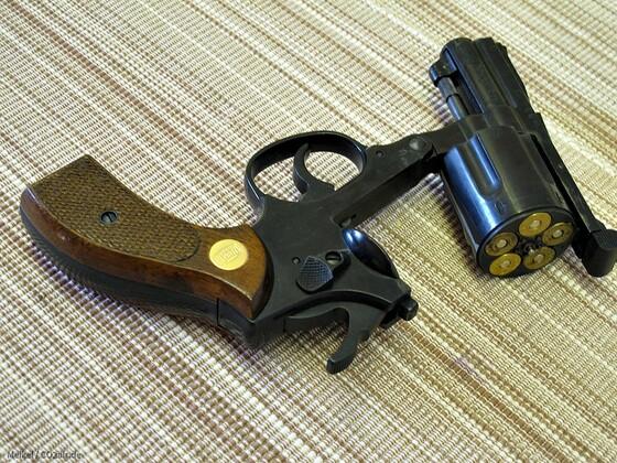 Mauser Magnum cal 45 k