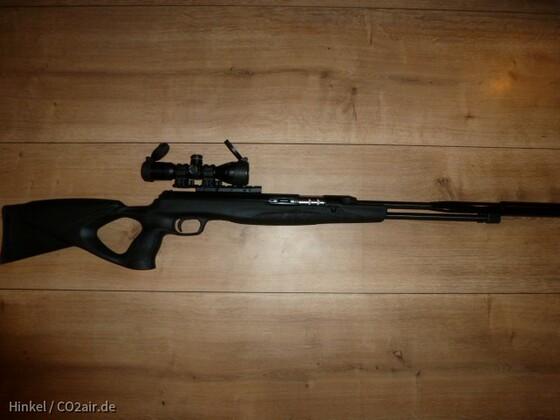 Walther LGU-Varmint 4,5 mm