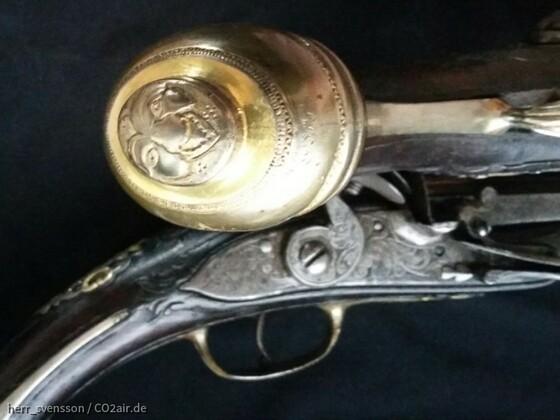 Holsterpistolenpaar