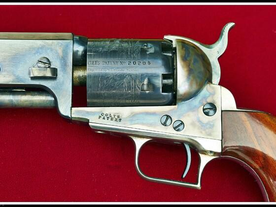 Original  Colt Navy  1851   Cal .36