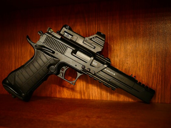 UX RaceGun   4,5mm BB   Walther Competition II