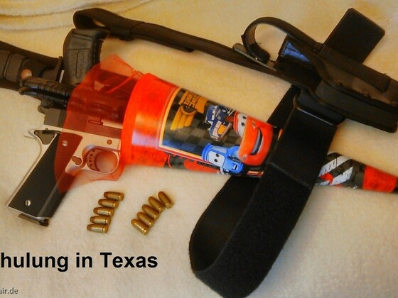 Einschulung in Texas