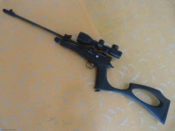 Diana Chaser Gewehr 1