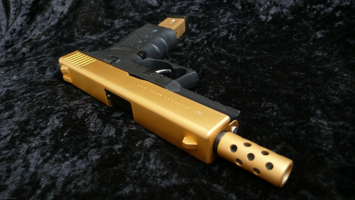 Zoraki 917 gold