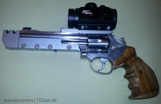 Schießmaschine