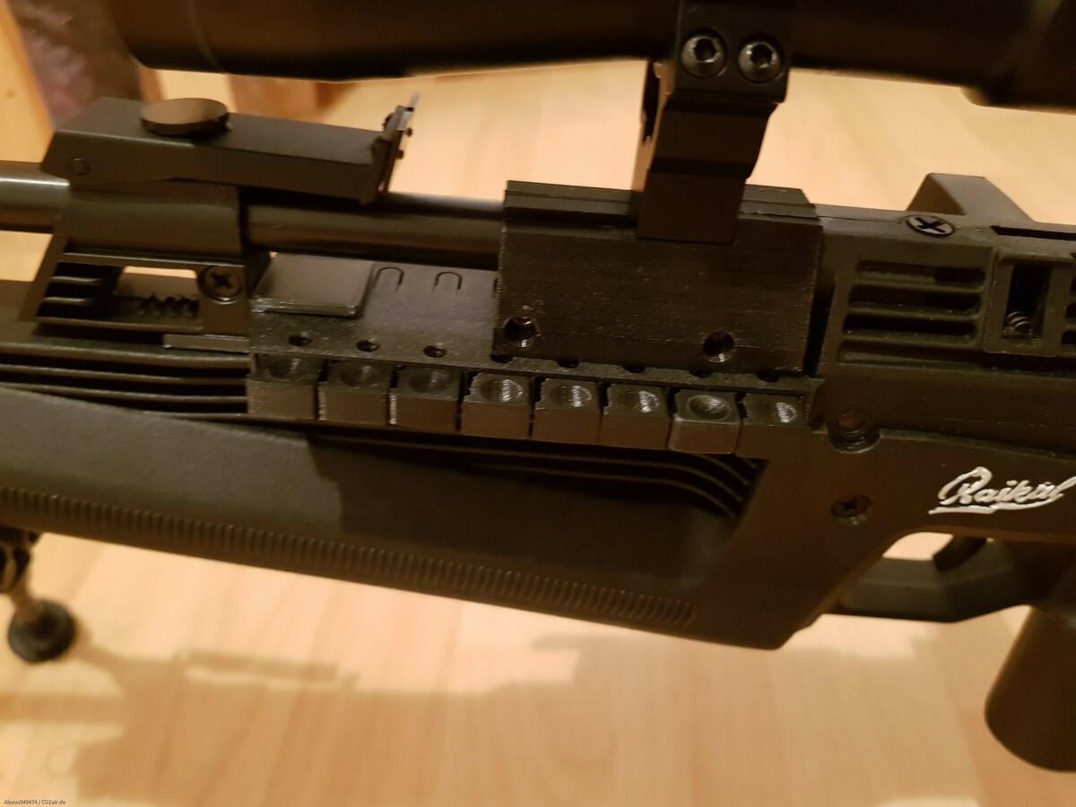 Baikal MP61 mit 8fach Magazinfach