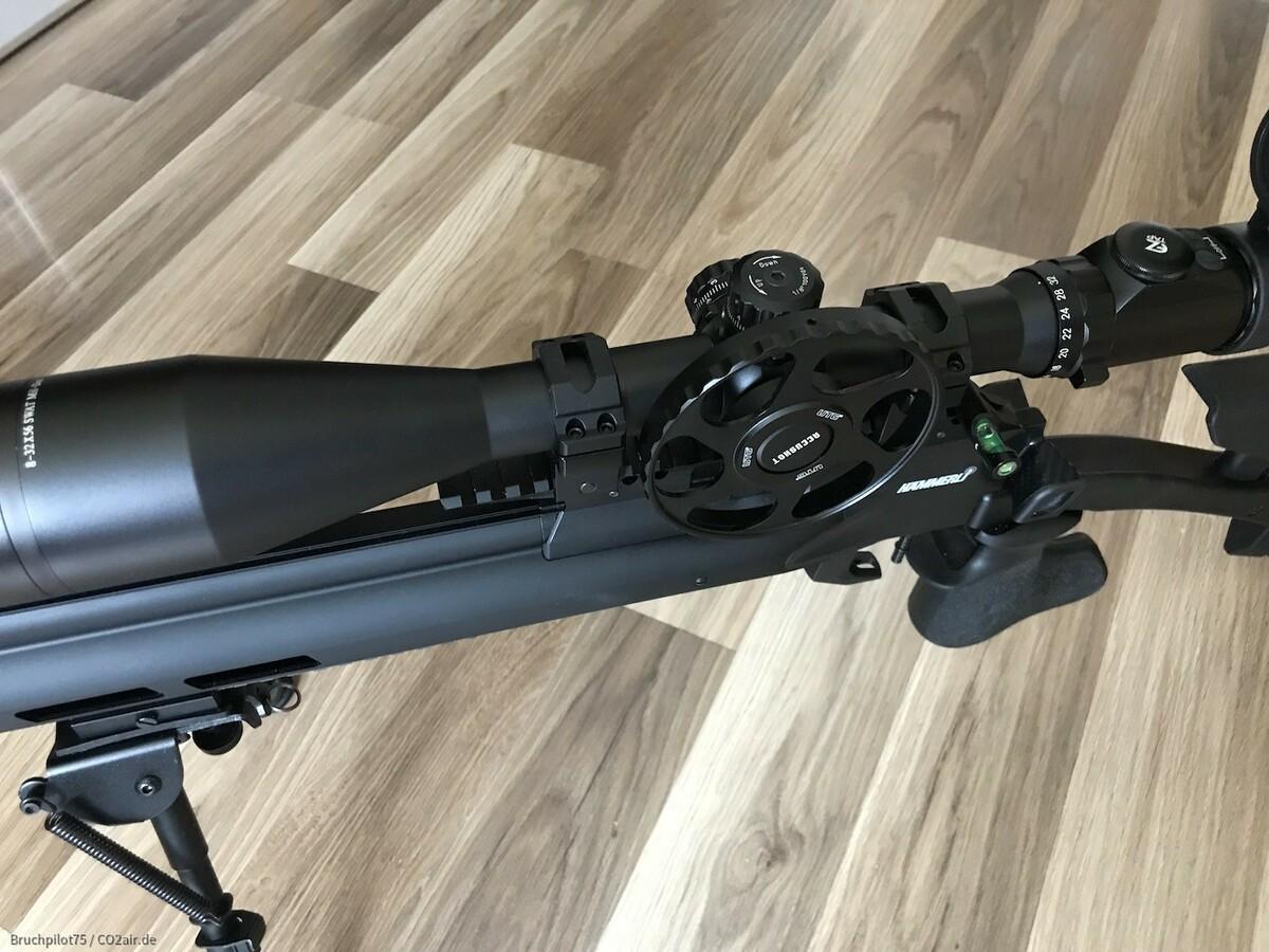 UTG Paralaxerad für die AR20 Black Hunter