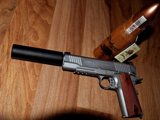 Swiss Arms 1911 Tactical