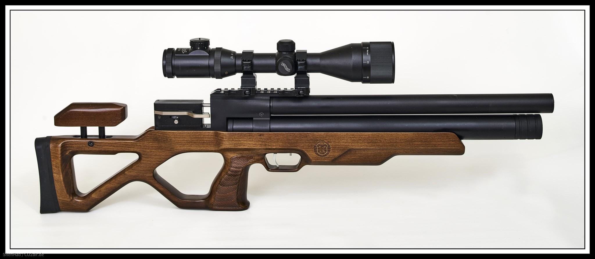 KalibrGun Cricket Minicarbine, cal.22, Vollversion ca. 35 Joule
