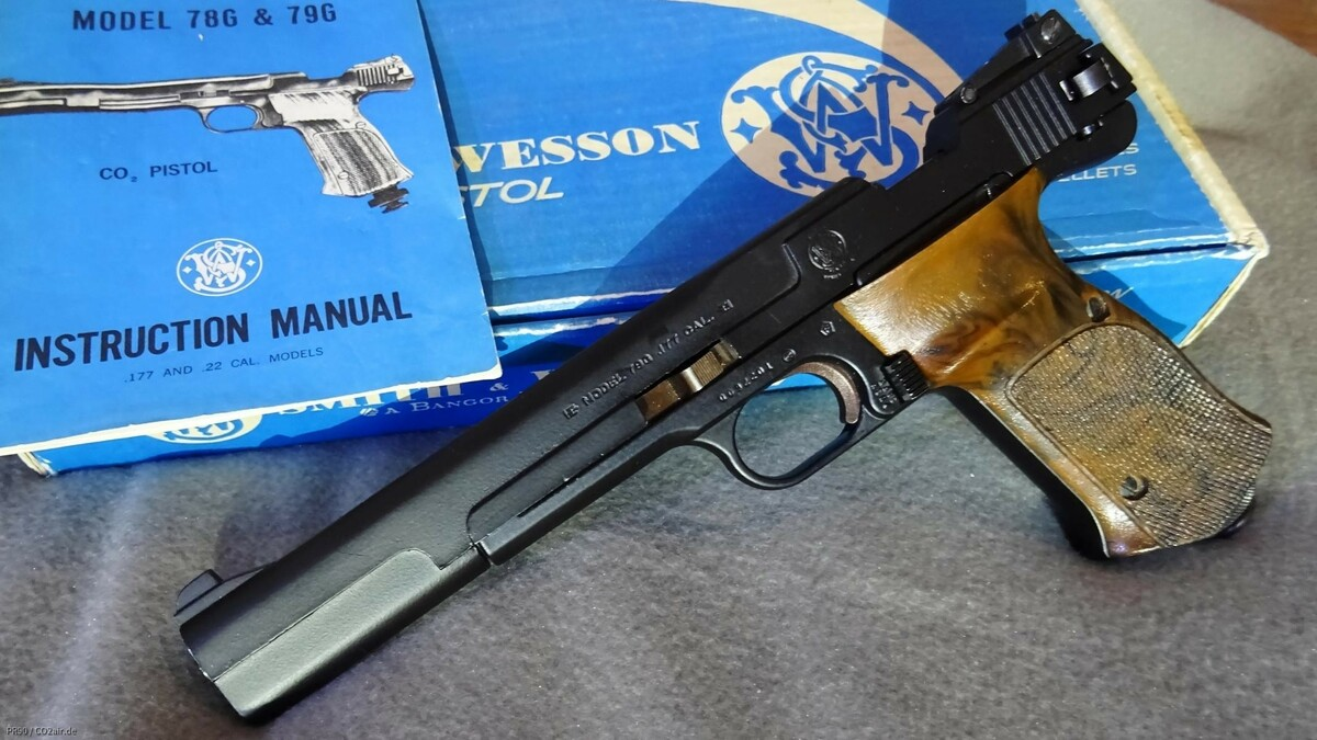 Smith & Wesson 79G