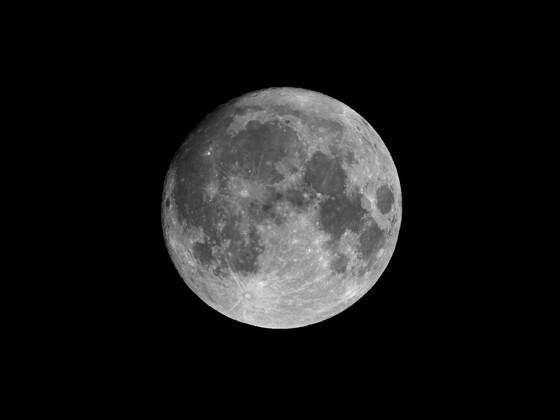 Mond 99% 13.10.2019