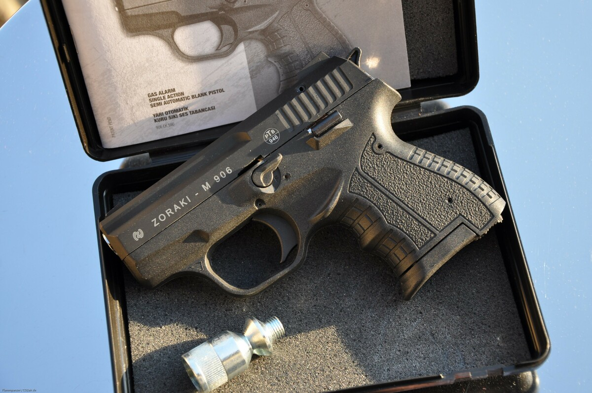 Zoraki 906 9mm PAK