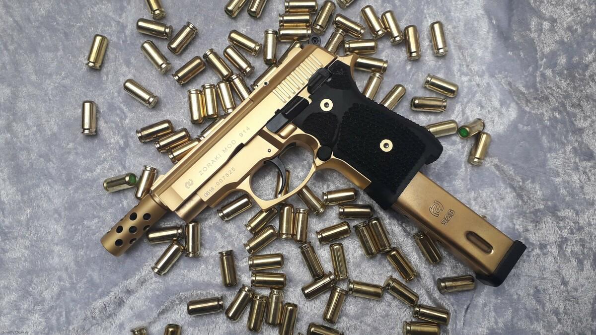 Zoraki 914 Gold 1