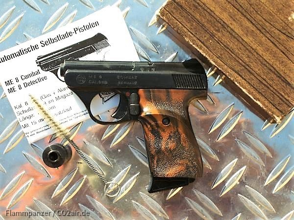 Melcher ME Combat 8mm Knall