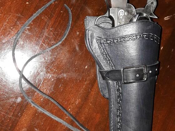Colt SAA .45 NRA