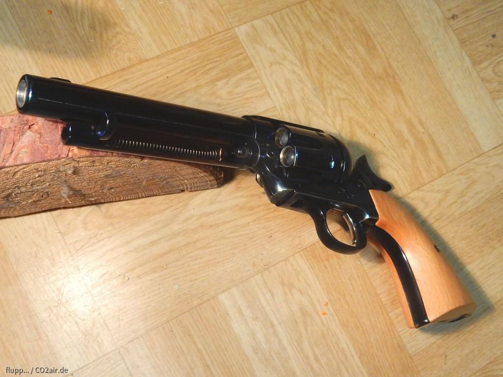 Solidcore SAA cal .43 Holzgriff