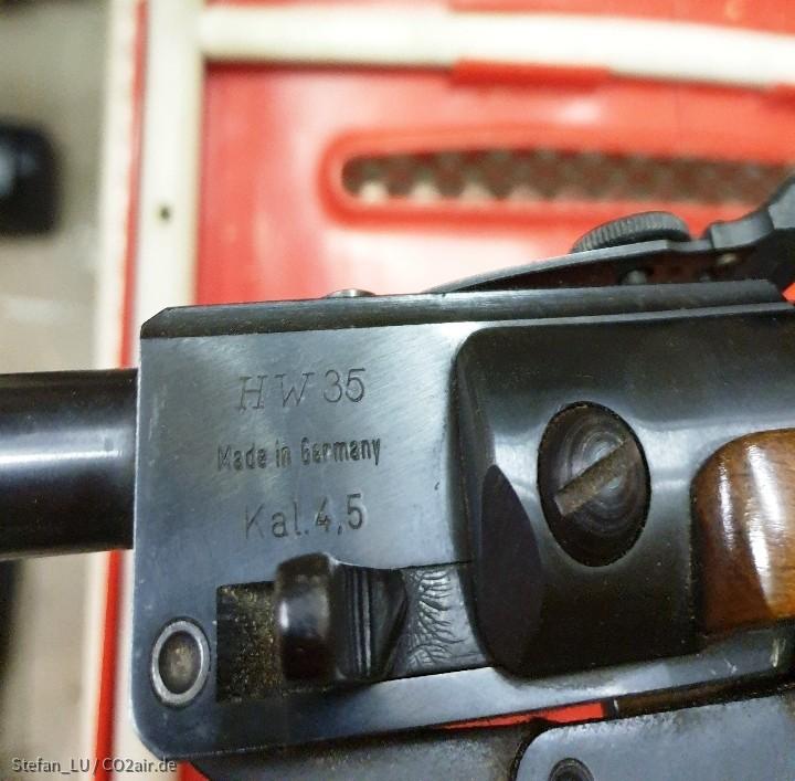 HW 35 + Roland