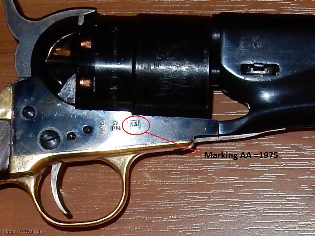 Marking AA 1975