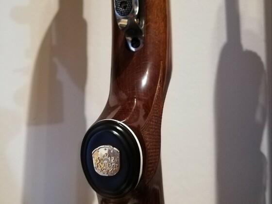 Weihrauch hw77 Pistolengriffkäppchen Messing