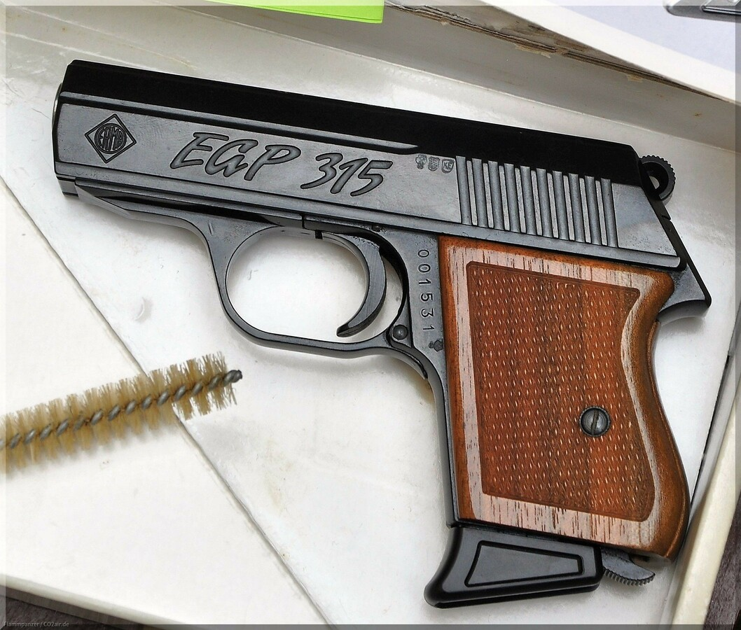 ERMA EGP 315 Cal. 315 Knall Gaspistole