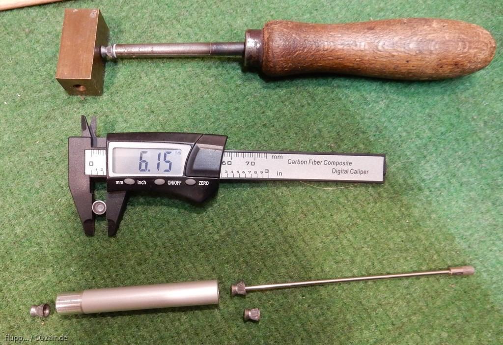 HFC Flintlock Dia Werkzeug