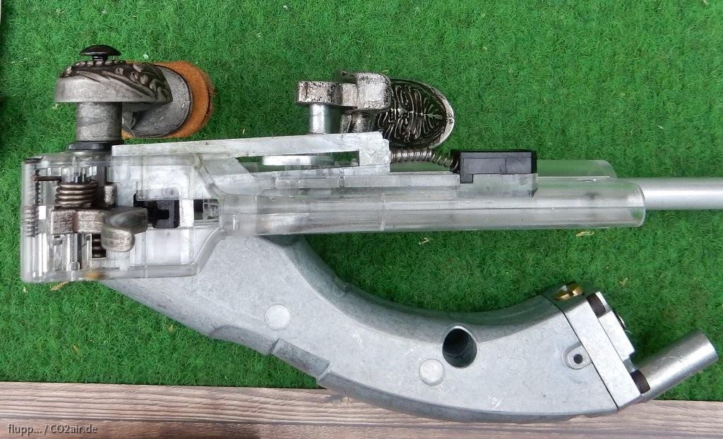 HFC Pirate Flintlock System vu