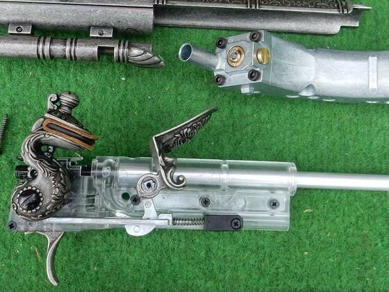 HFC Pirate Flintlock System vr