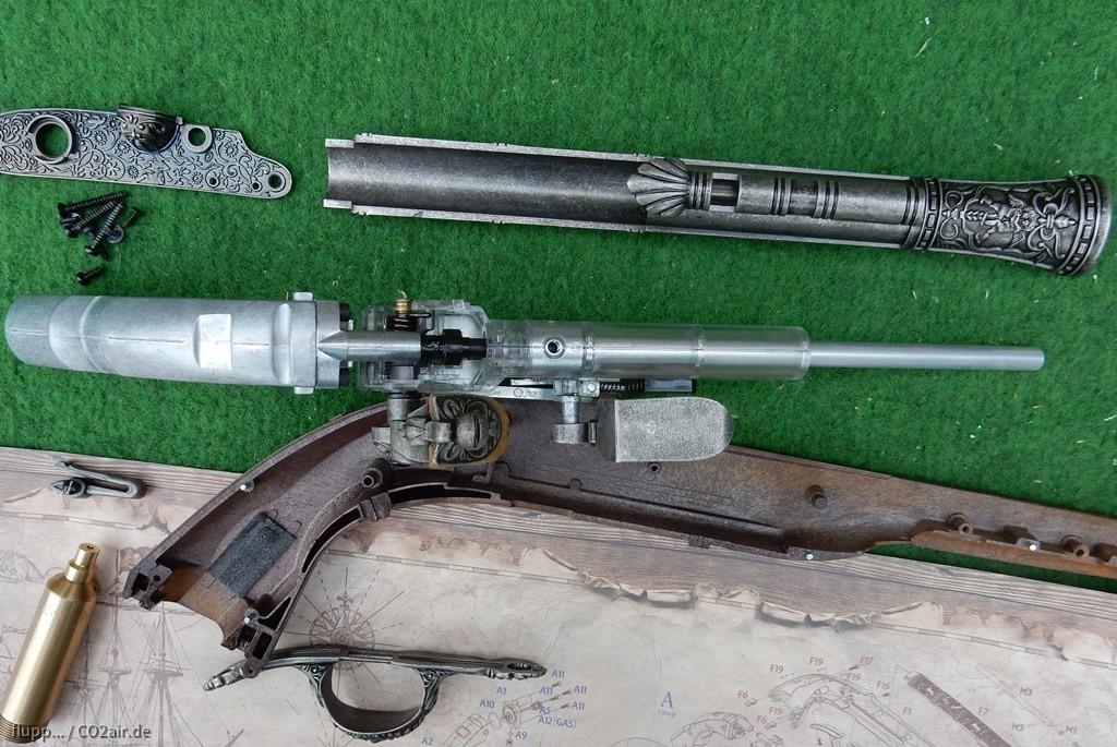HFC Pirate Flintlock System vo