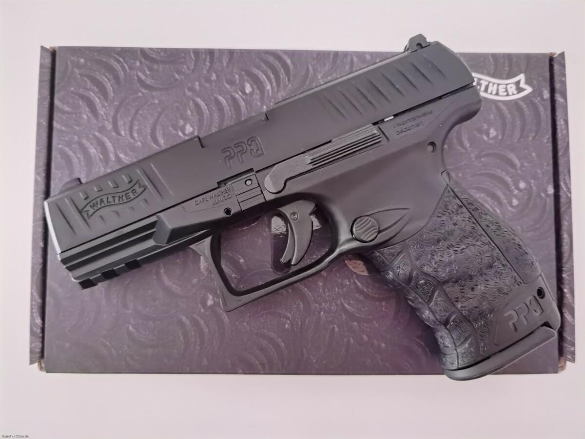 VFC Walther PPQ M2, GBB, 6mm BB