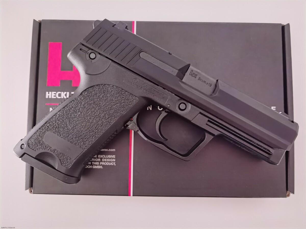 VFC Heckler & Koch P8 A1, GBB, 6mm BB