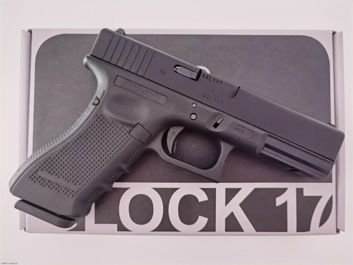 VFC Glock 17 Gen. 4, GBB, 6mm BB