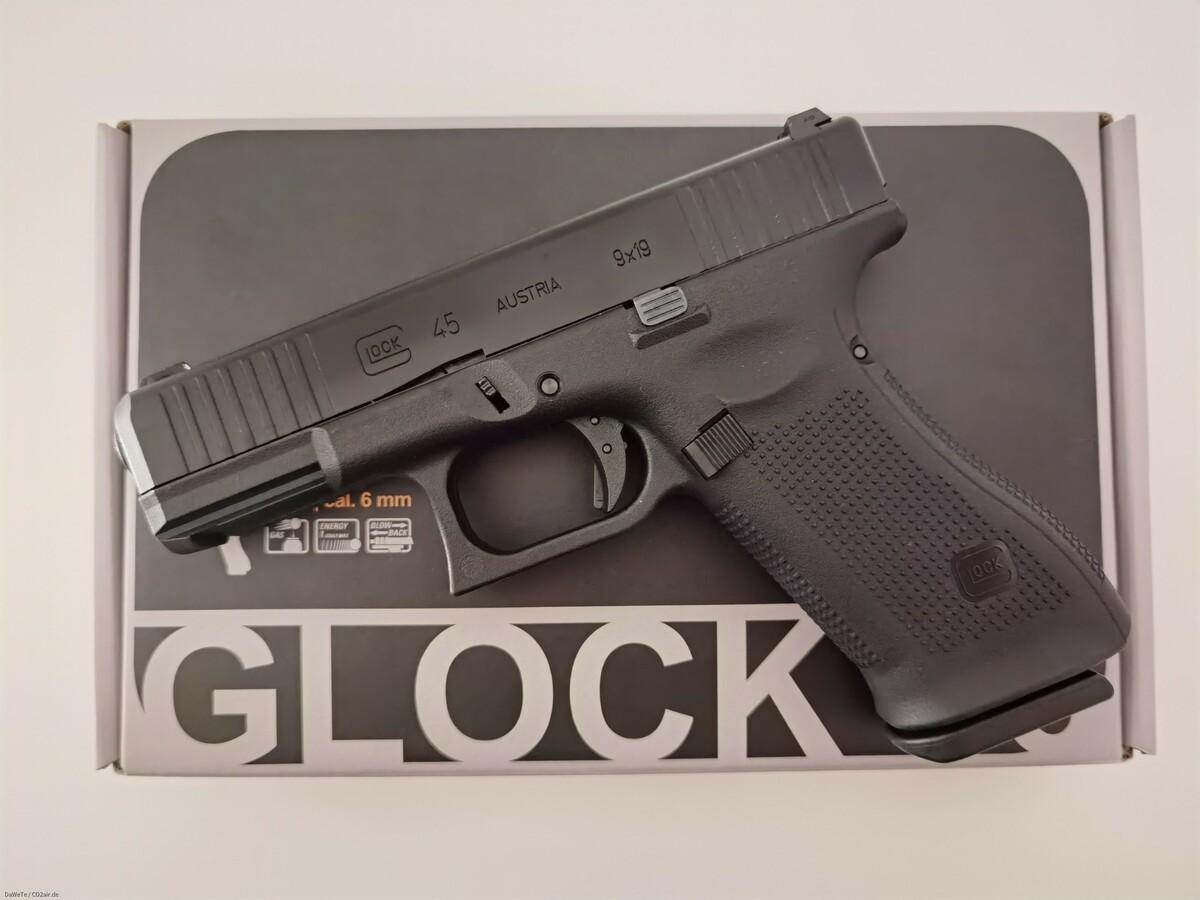 VFC Glock 45 Gen. 5, GBB, 6mm BB